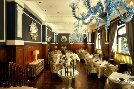 The Bombay Brasserie (from the website)