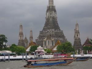 Stunning Views from the Chao Phraya