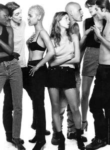90's CK Ad