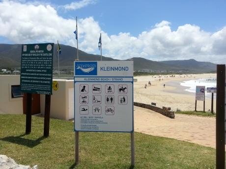 Kleinmond Beach