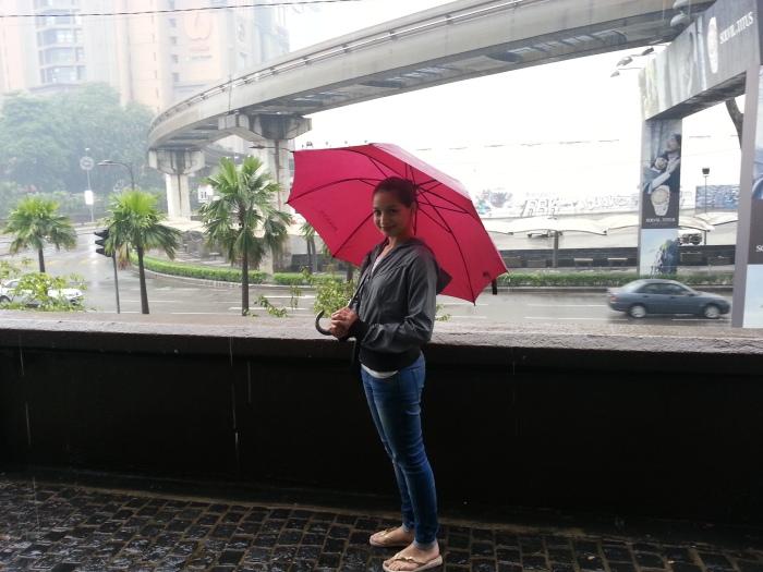 ...Rain!