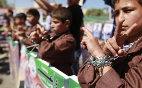 Palestine-Prisoner-Hunger-Strike