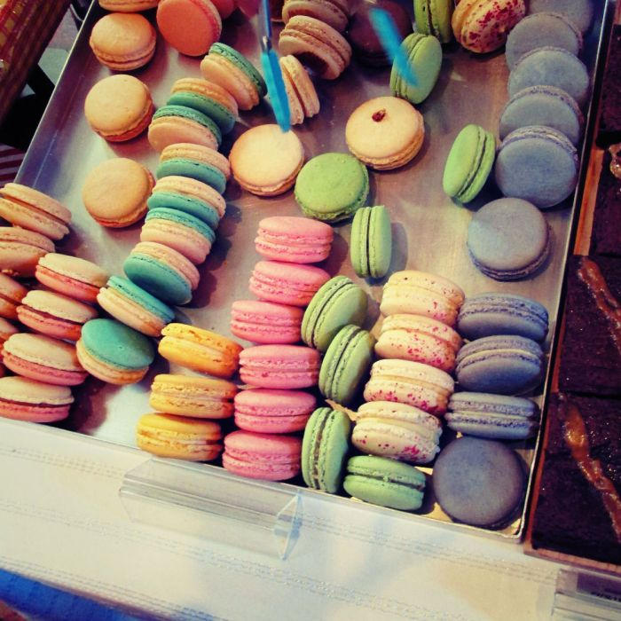 Macaroons from Yummi